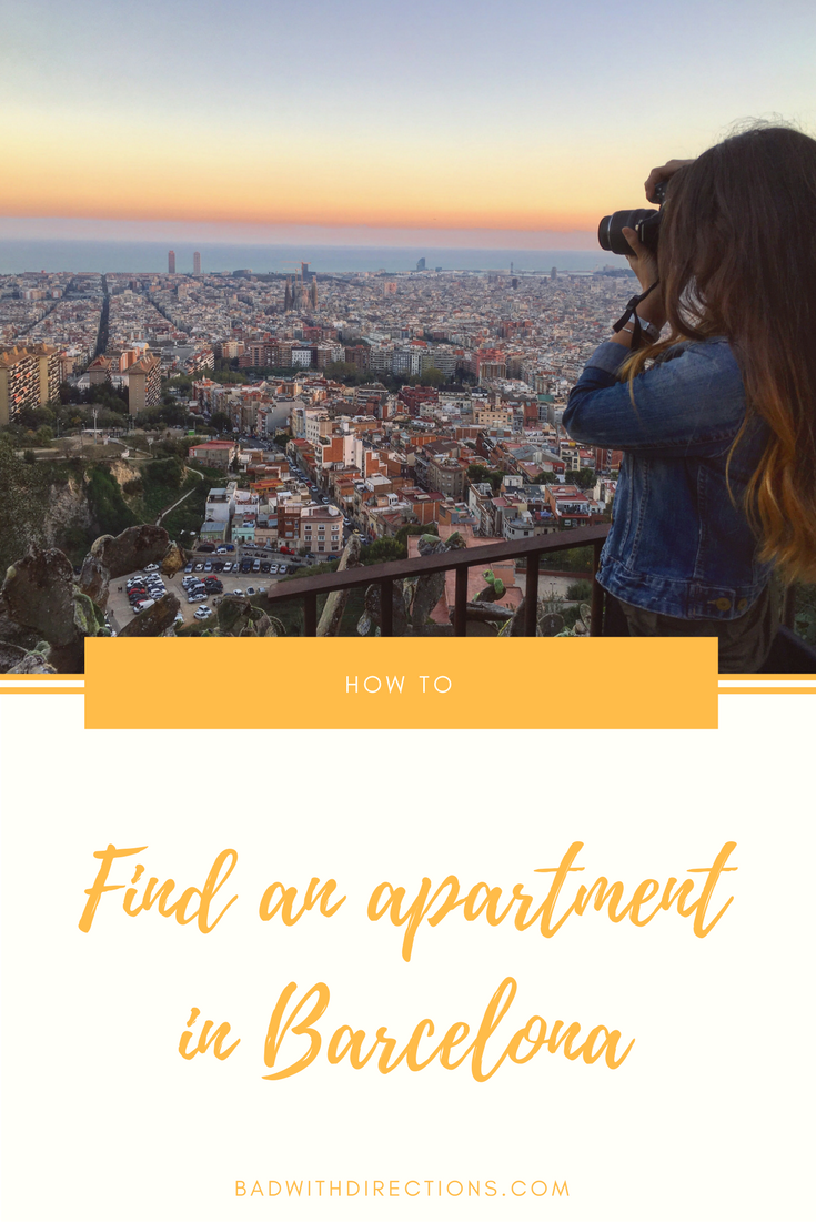 How to Find an Apartment in Barcelona | Barcelona, Places ...