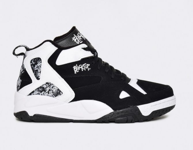 e65e9a5a1af9 Reebok Blacktop basketball shoes. I always loved the Blacktop line. Another  early 90 s classic.