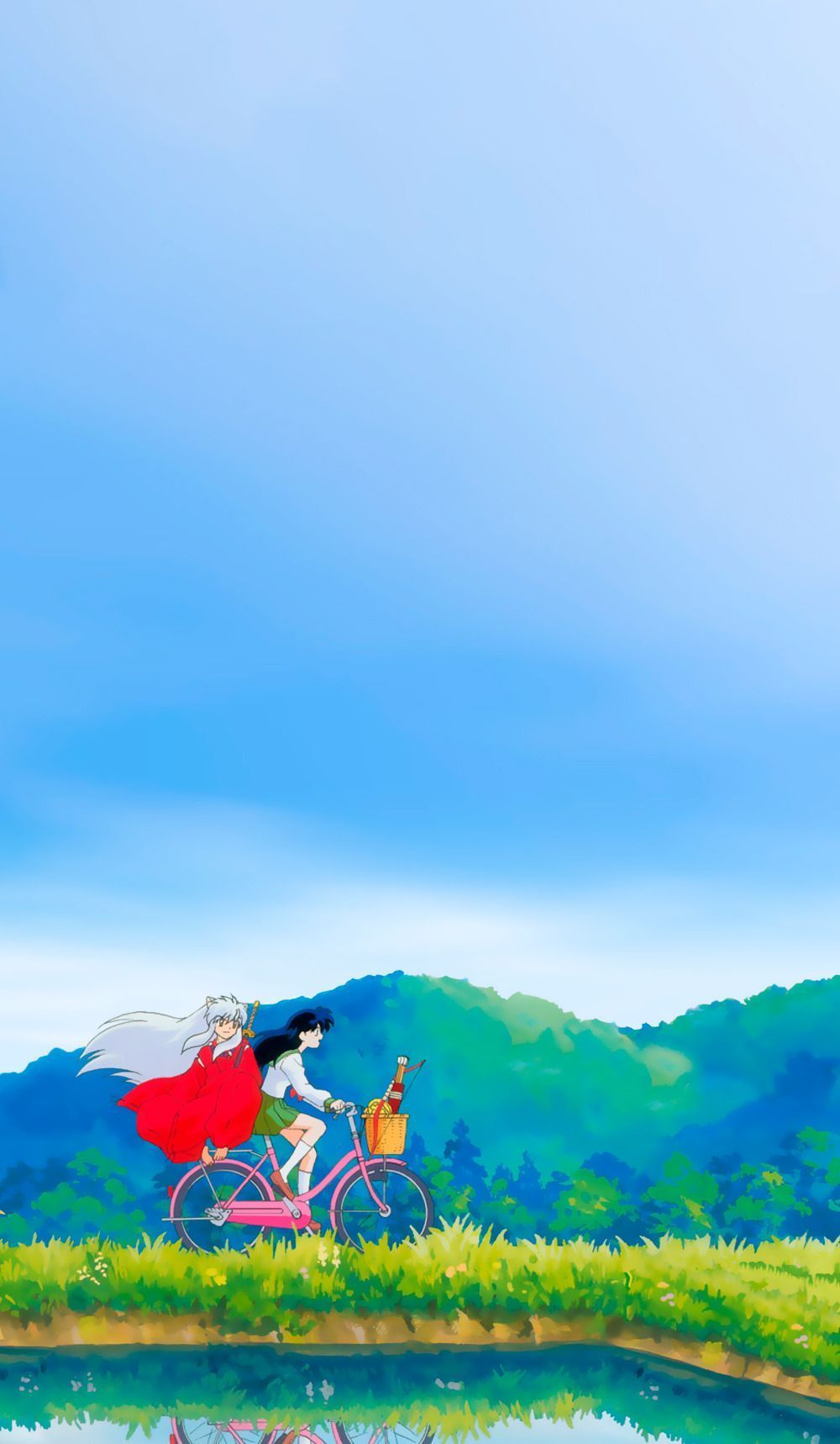 Pin By Ervina Fitriana On Inuyasha In 2020 Anime Wallpaper Anime Background Cute Anime Wallpaper