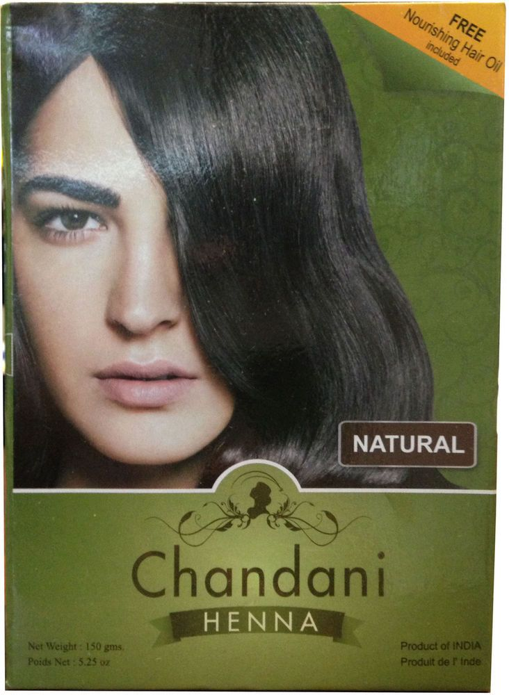 Details about Chandani Henna (Natural) 5.25 oz. Product of INDIA ...