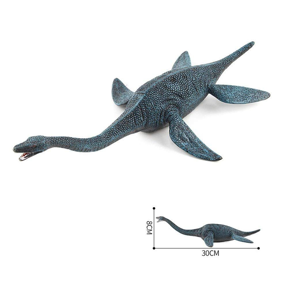 A-Parts Jurassic Plesiosaur Dinosaur Toys Animal Model Collection Learning & Educational Toy Birthday Xmas Gifts