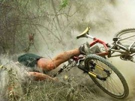 Crashing bikes, is, in a way, divine. It's almost as though the ground accepts you, collects your body from the air in its arresting embrace. If that be the case, this guide is your passport to divinity.Crash lore has it that there are two kinds of riders: those who have...
