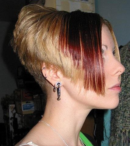 pin on inverted bob's