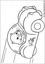 Desenhos Do Zhu Zhu Pets Para Colorir Apliques Imprimir