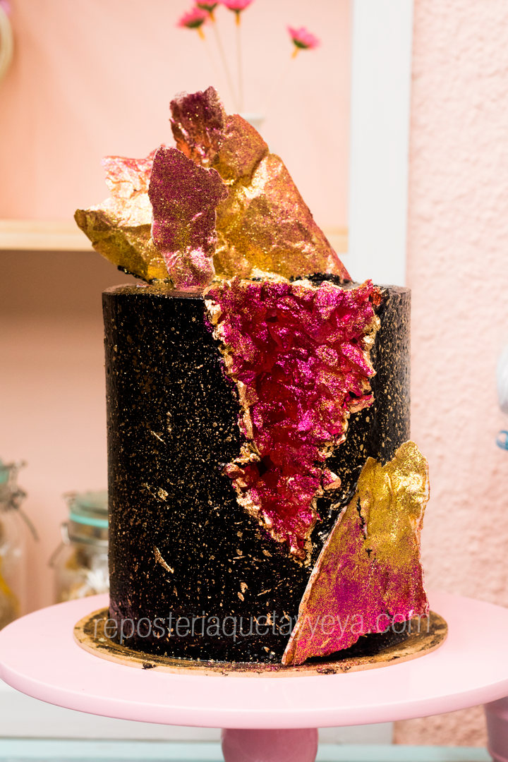 Torta Geoda - Geoda cake