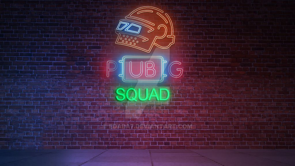 Pubg Neon Wallpaper By Https Www Deviantart Com Edaba7 On Deviantart Neon Wallpaper Neon Neon Art