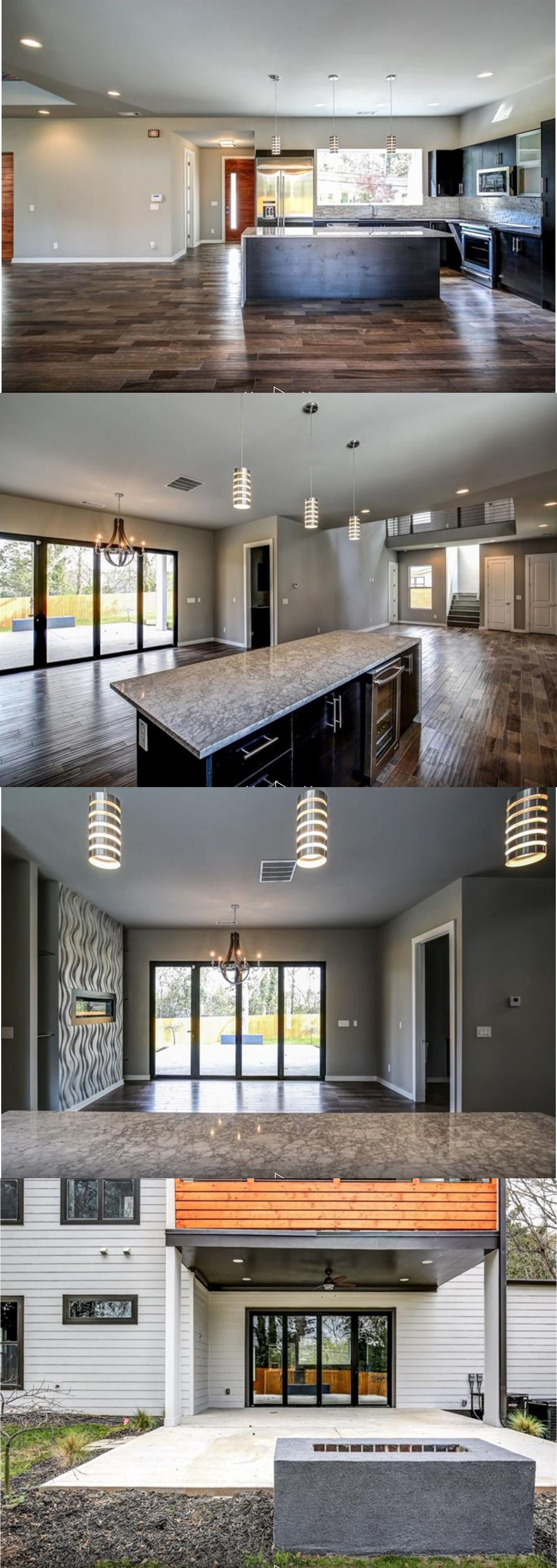 Dream Kitchen Kitchen > Dining > Patio With Firepit, All