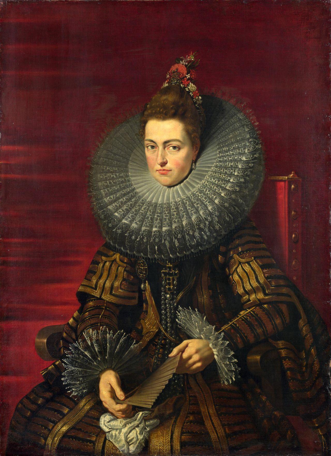 Retrato de la Infanta Isabel Clara Eugenia de España