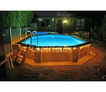Piscina de madera procopi 0 piscinas peque as for Piscinas pequenas