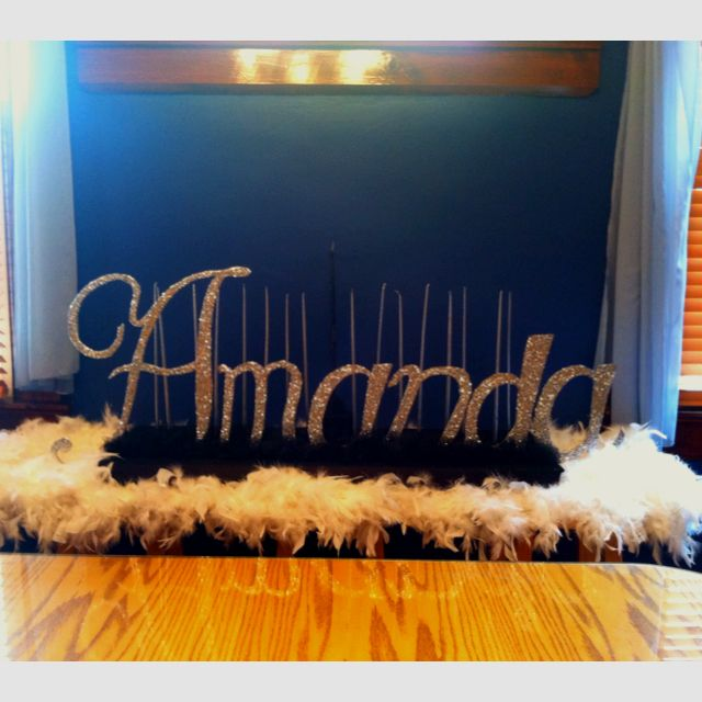 Sweet 16 Name Boards With Candles Made To Order And Customized For Any Theme By Queen Of Arts Queen Of Arts Ny Gmail Com Sweet 16 Themes Purple Sweet 16 Sweet 16