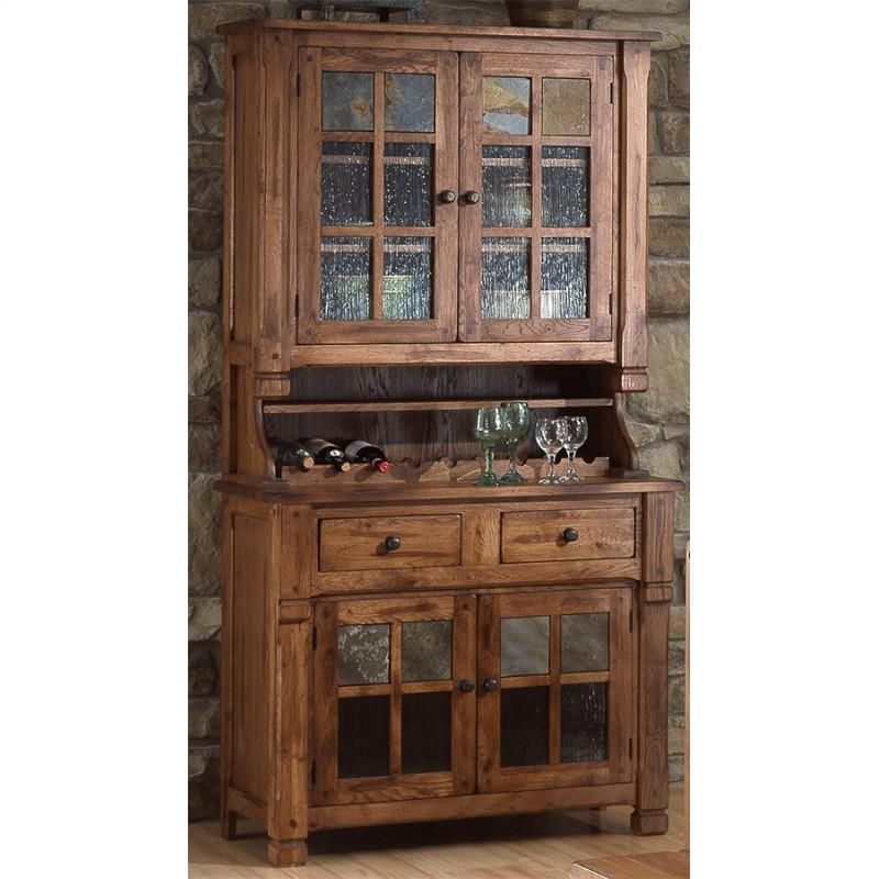 2412RO By Sunny Designs In Scottsdale, AZ   Hutch Buffet, 2pc/set