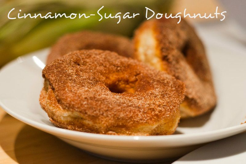 The easiest doughnuts ever!