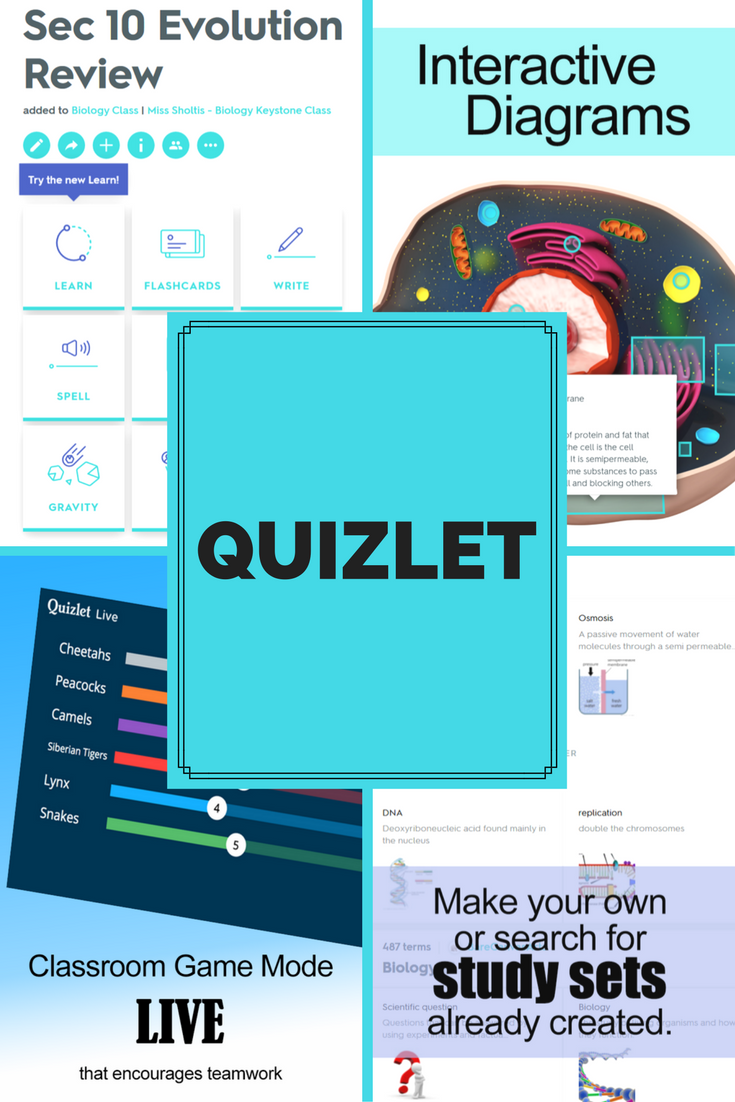 My Students Love Quizlet For Reviewing Their Terminology And