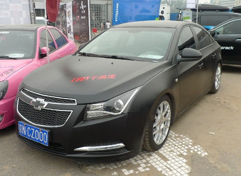 Chevy Cruze 2014 Blacked Out Www Pixshark Com Images