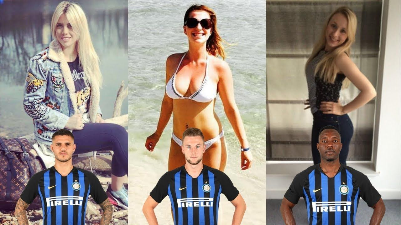 Inter Milan Players Hottest Wives And Girlfriend Wife 2019 Popular Videos Wife And Girlfriend Youtube