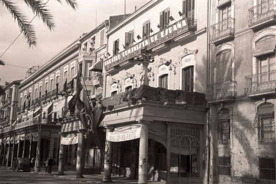 Fondos Gráficos Archivo Municipal Alicante Fotos Antiguas Monumento