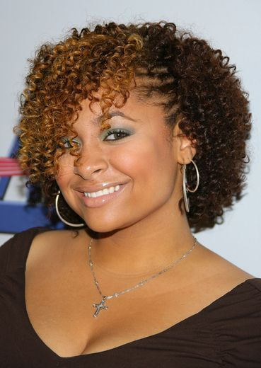 Hairstyle File: Raven Symone | Raven symone, Natural and Hair style