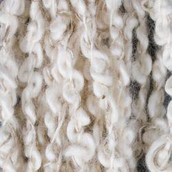Medium 80% Cotton, 20% Linen Yarn:  color 0000