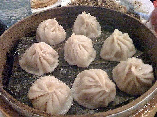 100 Favorite Dishes No 76 Shanghai Buns At Jeng Chi Dumpling House City Of Ate Favorite Dish Shanghai Bun Dishes