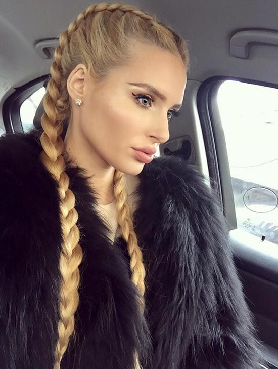 17 Incredible Festival Style Outfits Simple Side Braids Boxer
