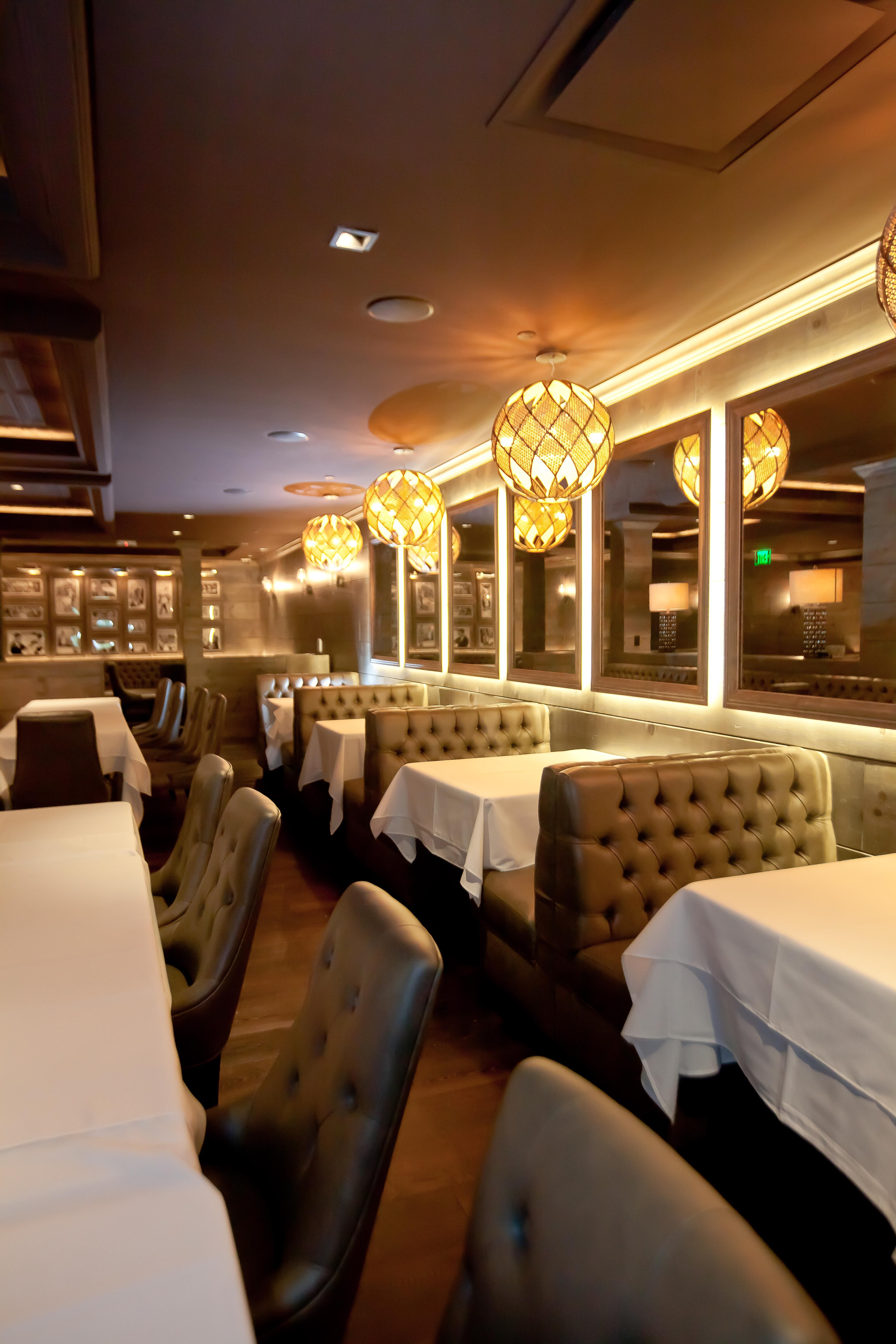 The Gale MIAMI,USA   Restaurant, Dolce, Miami South Beach   Hotel Interior  Design U0026 Custom Furniture   Commercial   Tafted Brown Leather Banquets And  Chairs ...