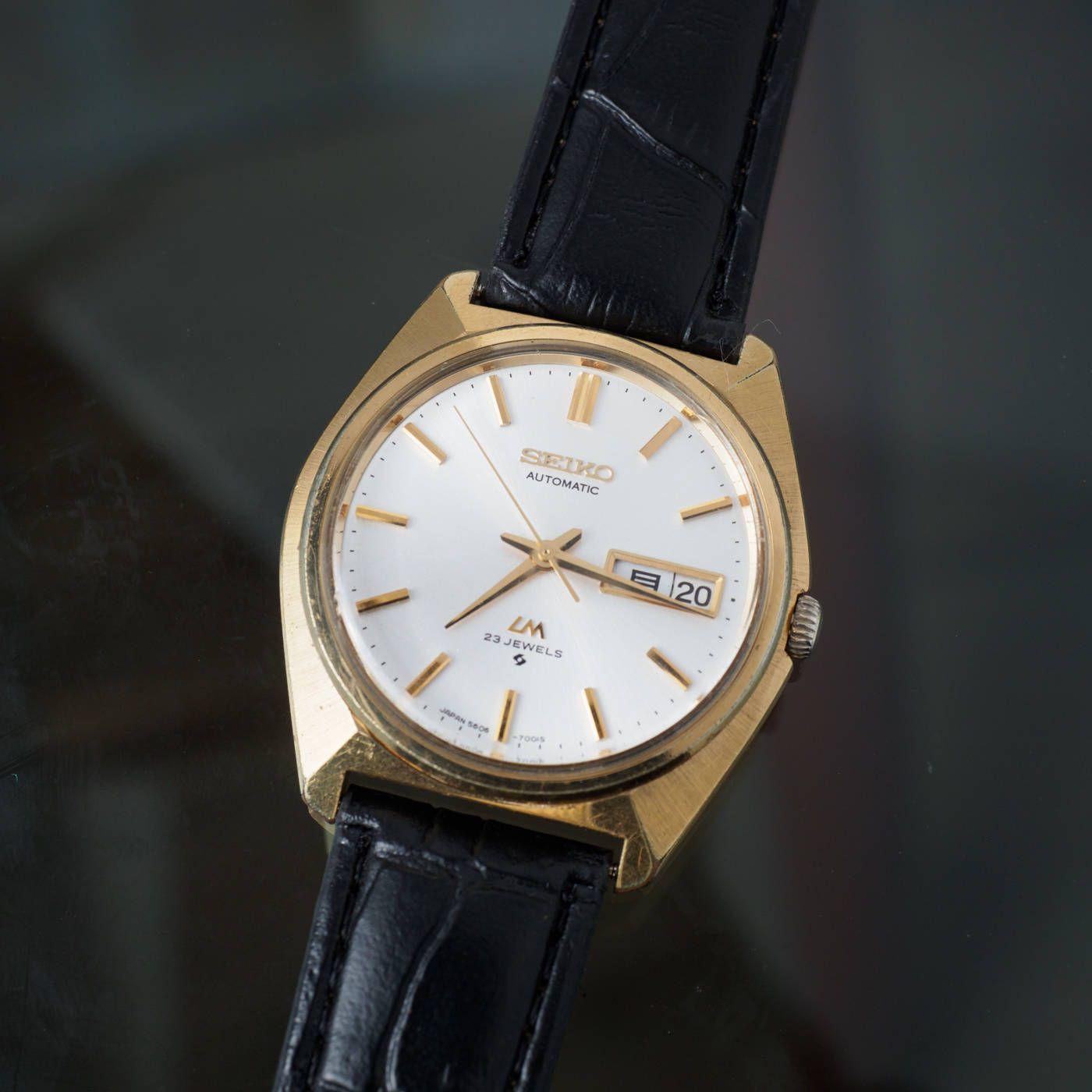 8fd8f9cb457 Etsy のSeiko Lord Matic LM 5606-7000 Vintage JDM Kanji Calendar Automatic  Watch Limited Serviced(ショップ名:ArbitroWatch)