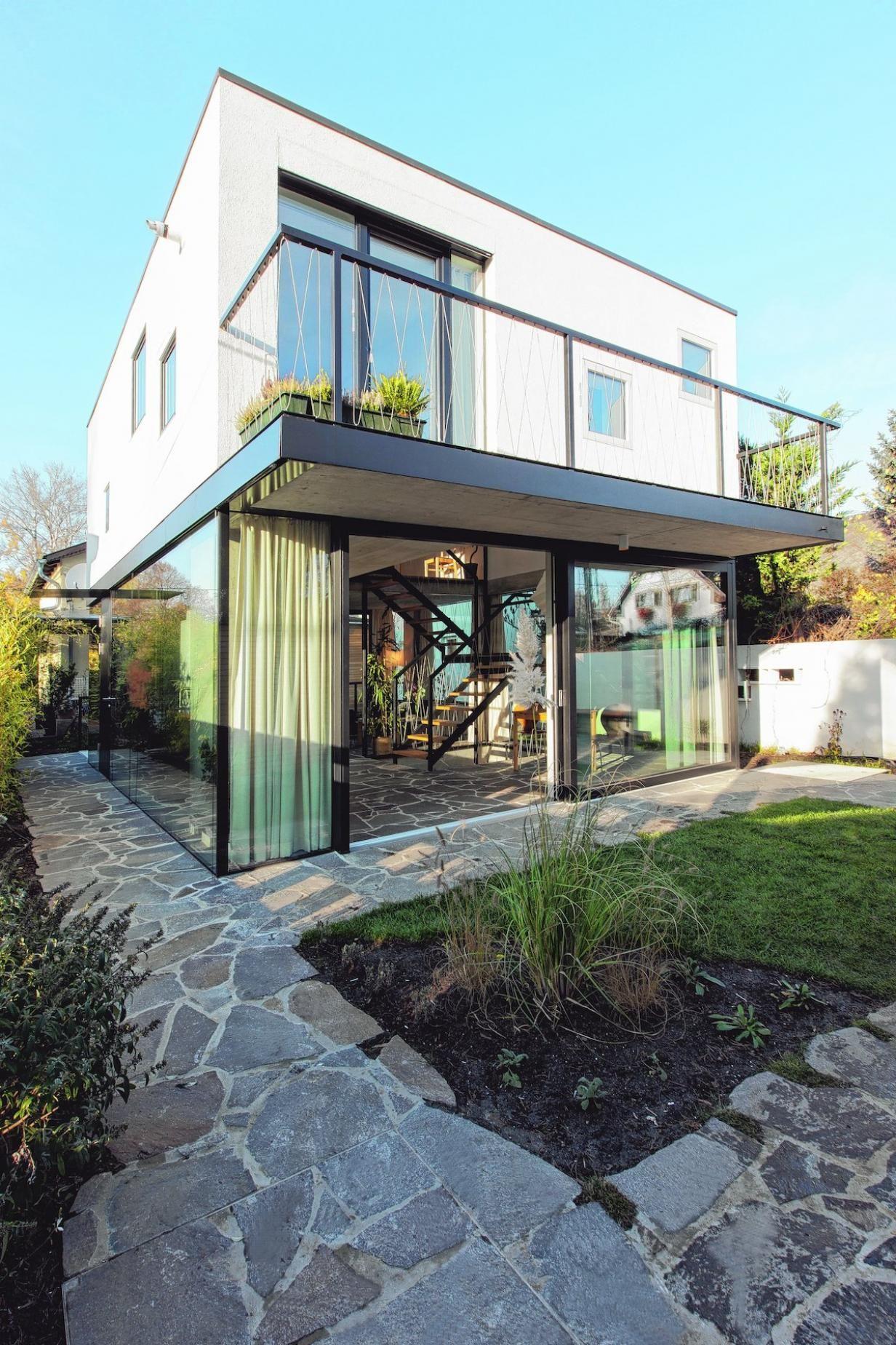 Bauen unter 50 Quadratmeter Haus, Strandhäuser, Architektur