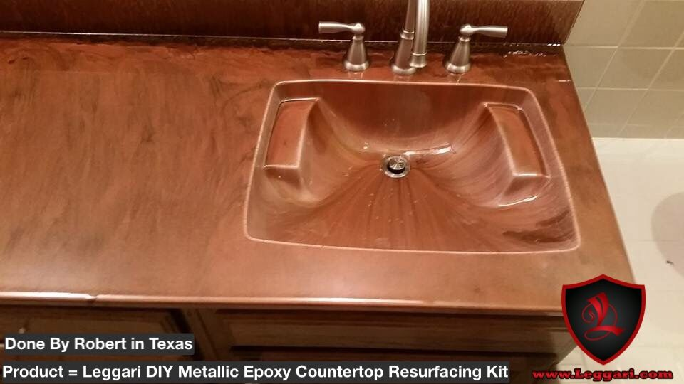 The Possibilities are endless with our #diy #metallic #epoxy ...