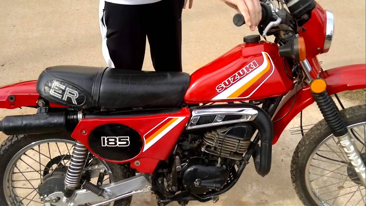 TS 185 SUZUKI ER Crazy Life, Motorbikes, Trail, Childhood, Motorcycles,  Early