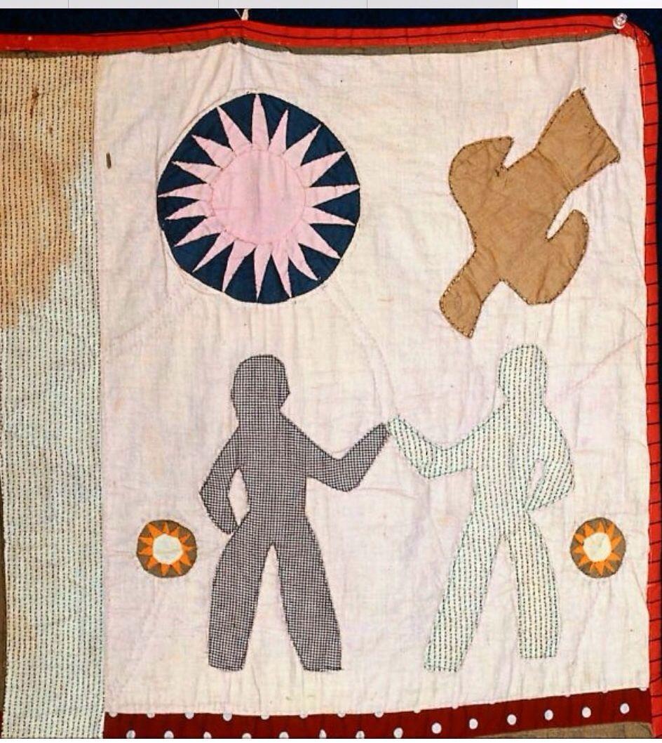 Harriet Powers Bible Quilt | Afro-United Statesmen Astrology ... : harriet powers bible quilt - Adamdwight.com