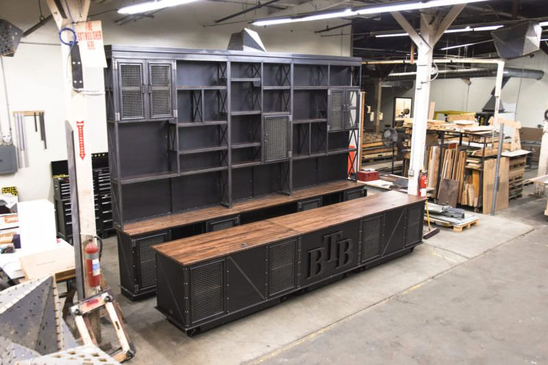 Pin By Anne Vs Home On Legendary Canine Studio Ideas Retail Shelving Vintage Industrial Furniture Vintage Industrial
