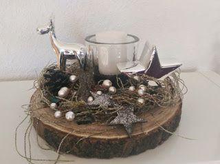 advent weihnachten baumstammscheibe baumstamm. Black Bedroom Furniture Sets. Home Design Ideas