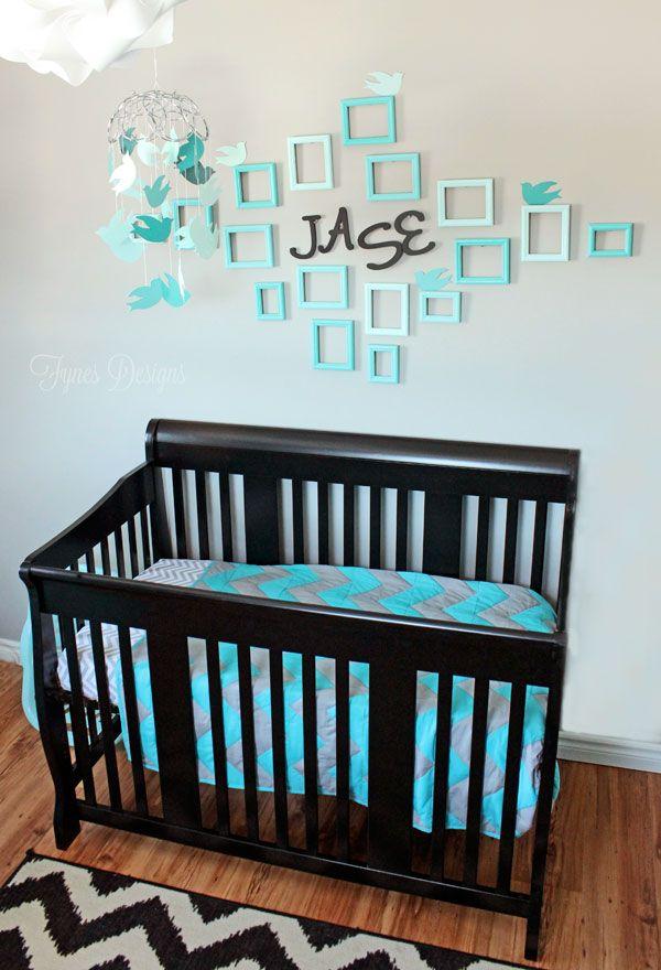 Everything Designish Baby Boy S Nursery: Fun Baby Boy Nursery