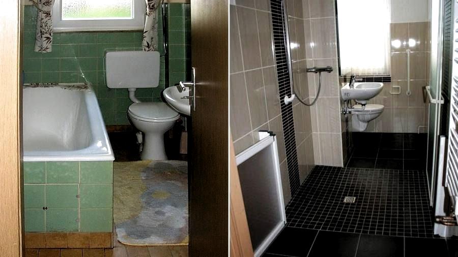 Badezimmer Renovieren 5 Moderne Projekte Und Vorher Nachher