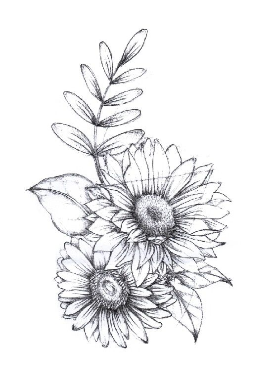 Time for drawing#flower | CHIANGMAI#THAILAND#ME | Tattoos ...