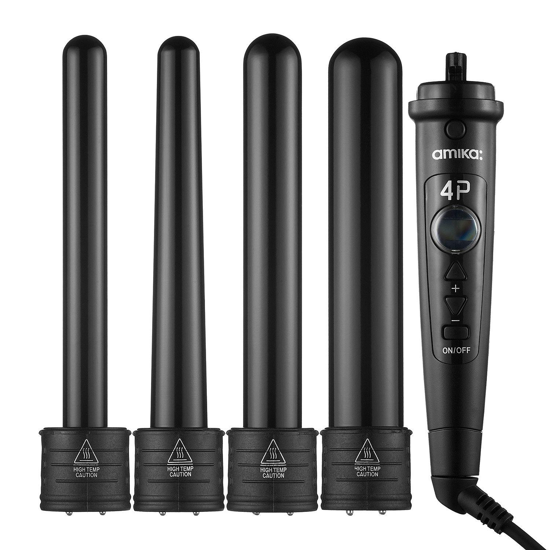 Amika 4P Interchangeable Barrel Curler Set: Flatirons, Stylers & Curlers   Sephora #amika #barrelcurler #hairstyler #styler #curler