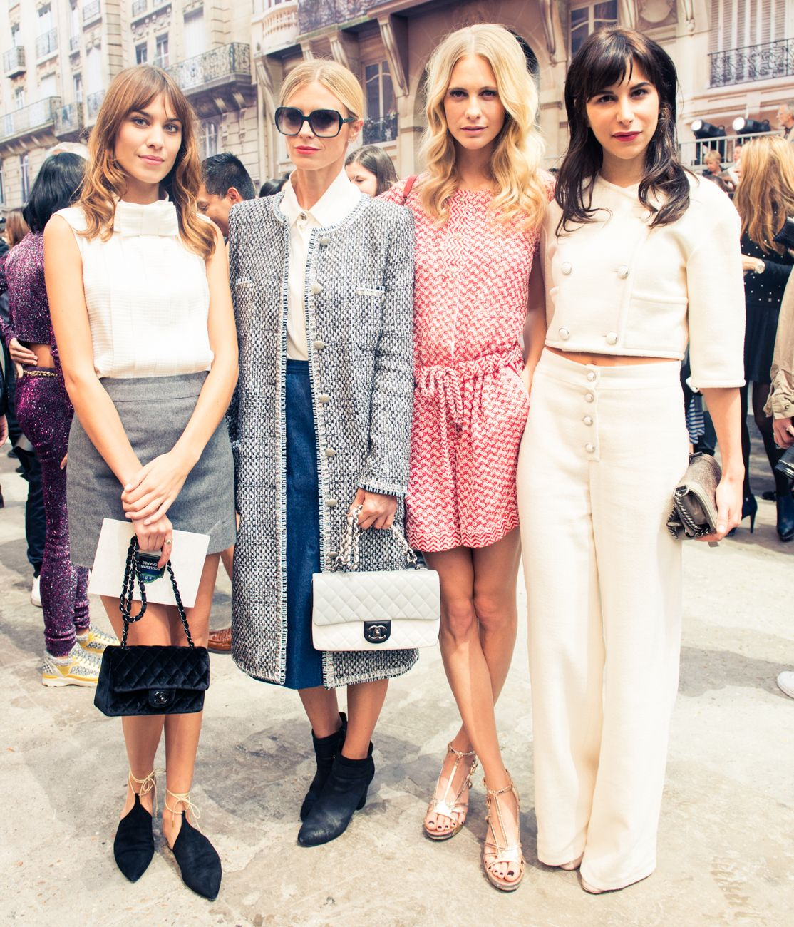 #CHANEL's Frow. http://www.thecoveteur.com/chanel-springsummer-2015 #pixiemarket