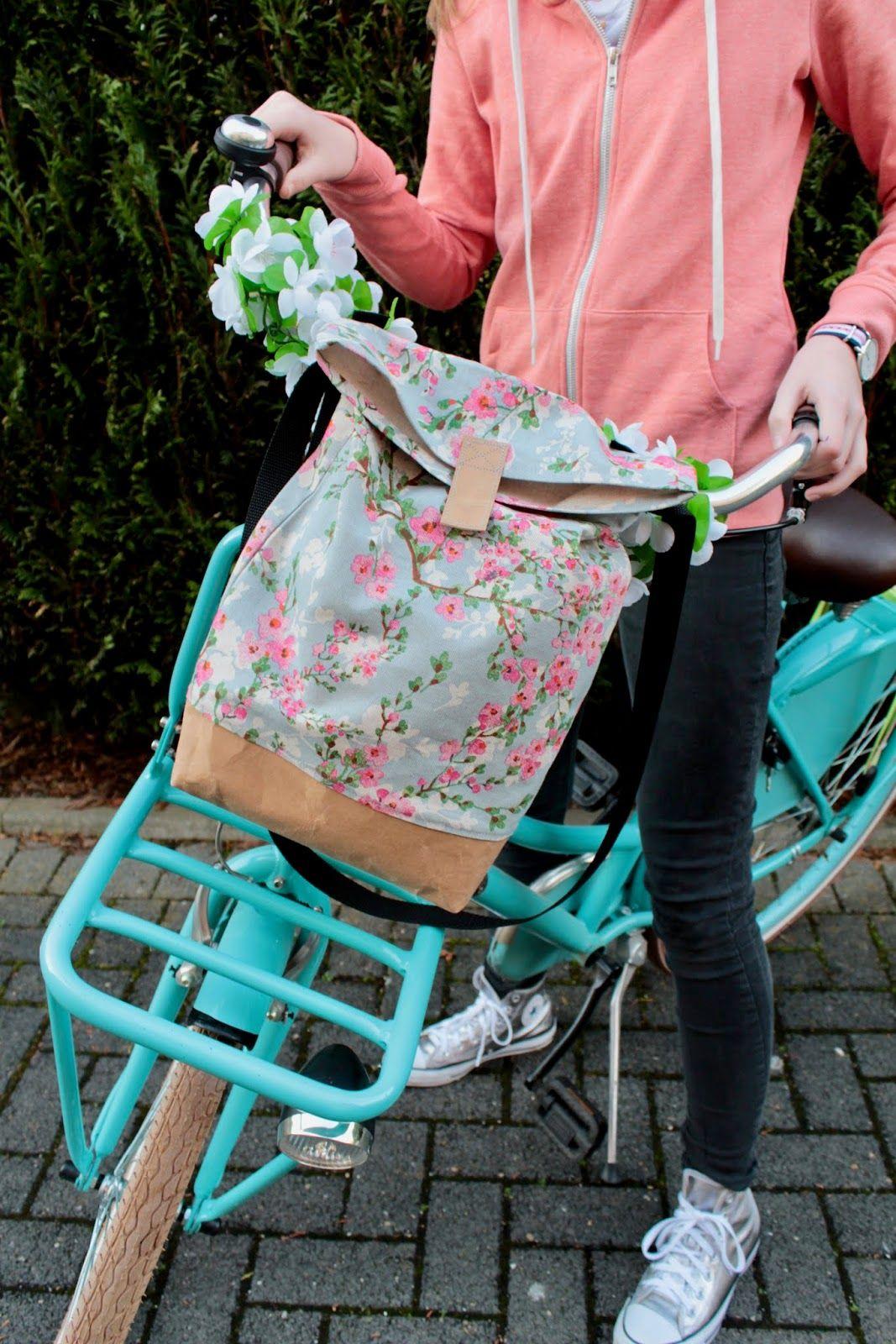 Fahrradlenkertasche/Lenkertasche DIY/ Freebook / Tasche | Deutsche ...