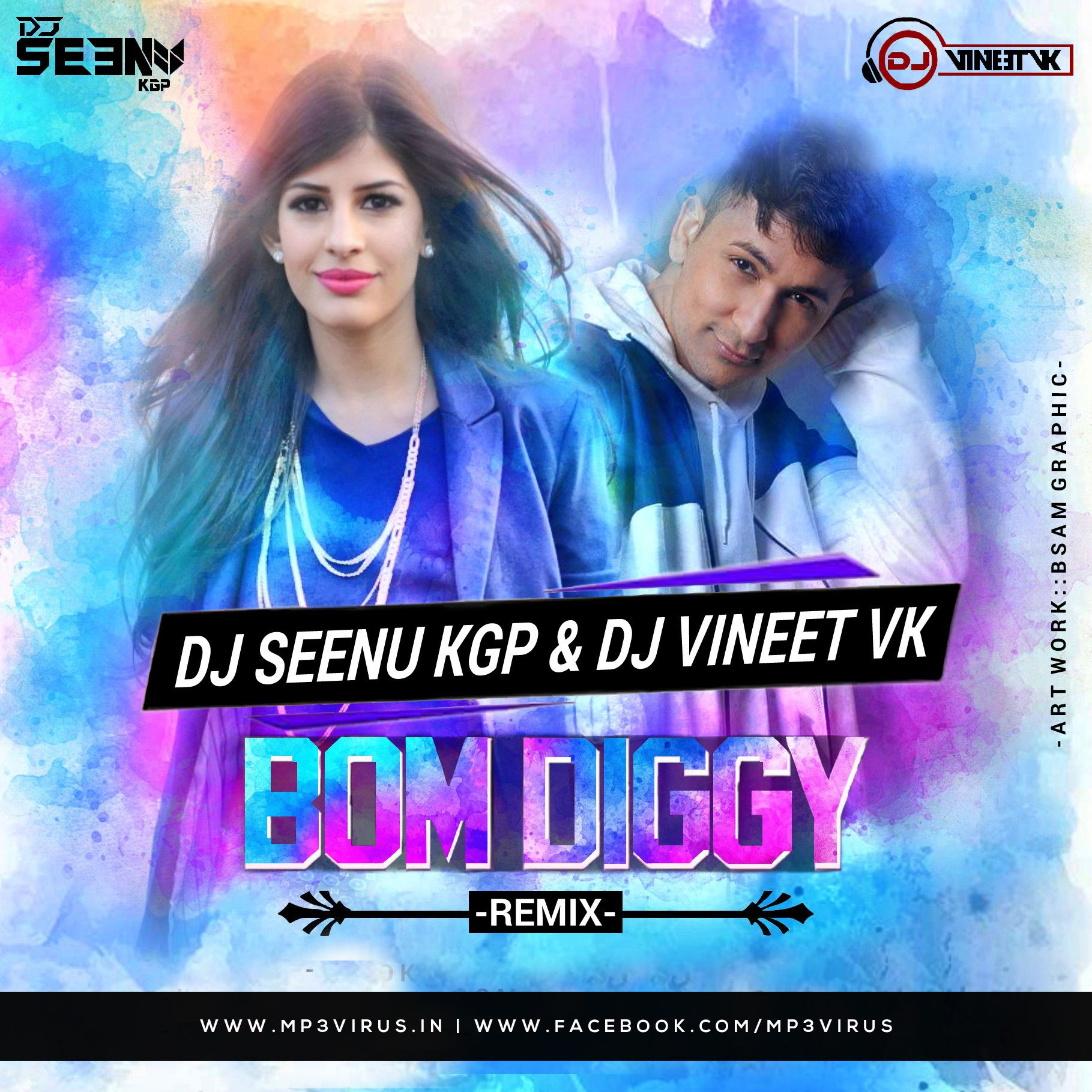 Bom diggy song download mp3 dj