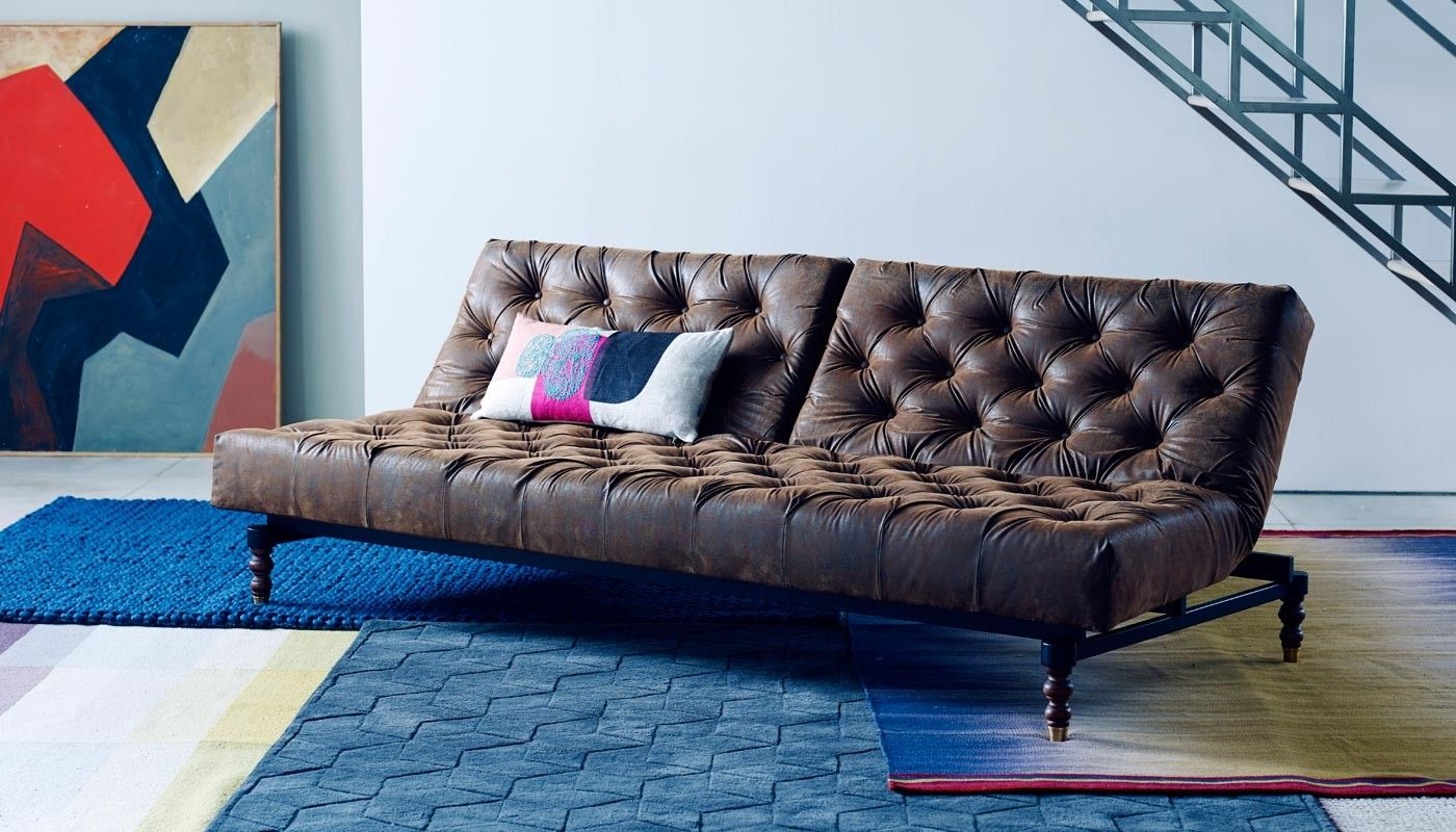 The Quintessential British Sofa Chesterfield Has Become An Icon Of Traditional Style And Taste Contemporary Form Function 40 Winks