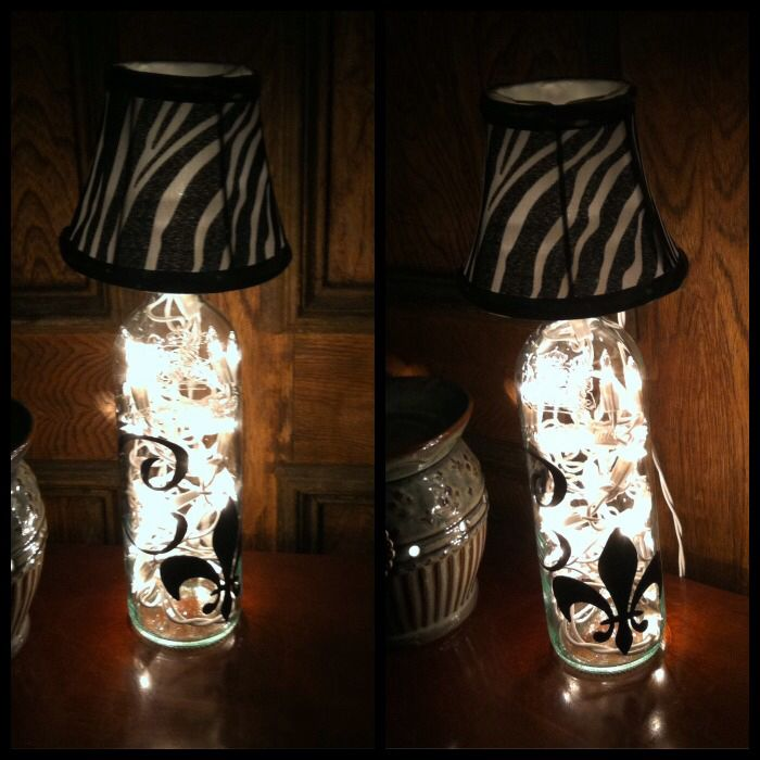 Distressed Flourish Lamp Lamp Farmhouse Lamps Hobby Lobby Decor