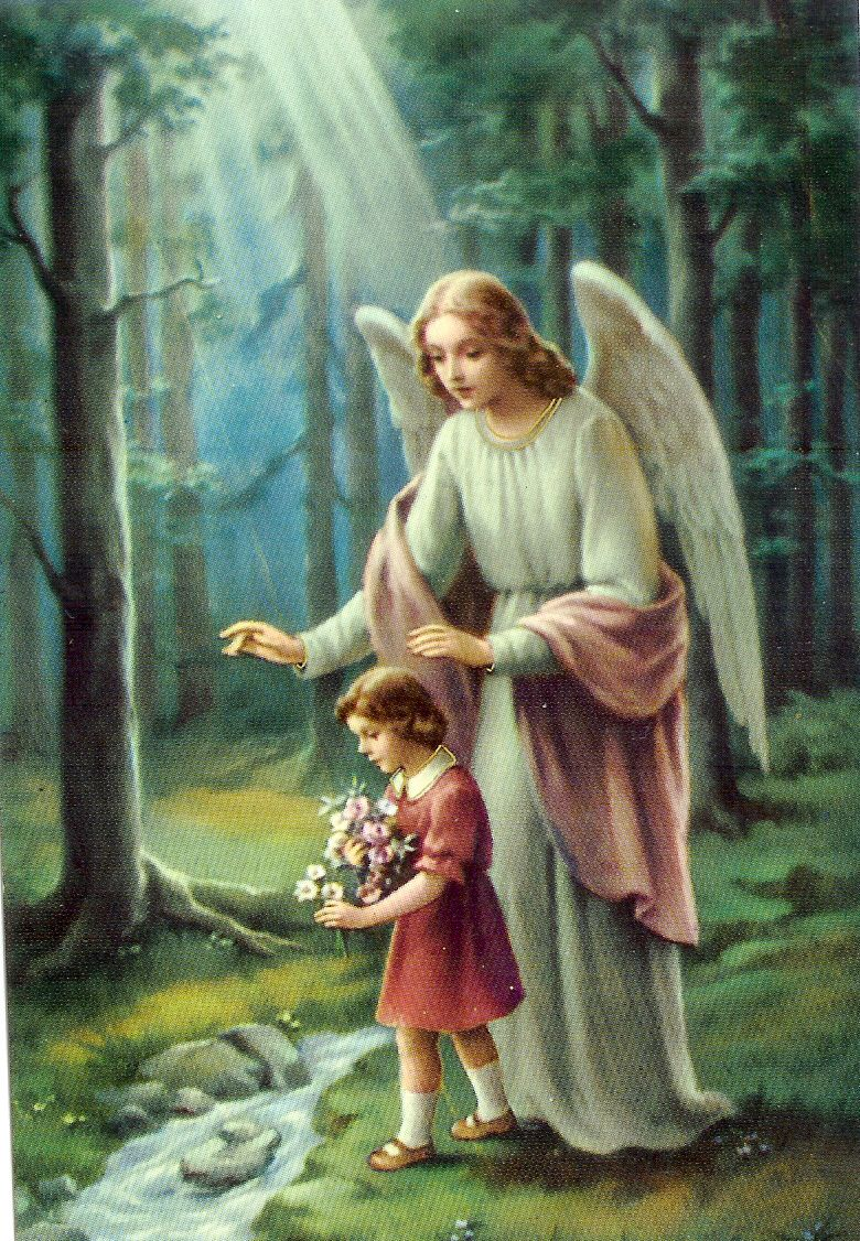 Angel Of God My Guardian Dear To Whom Gods Love Commits Me Here