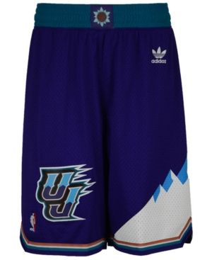 2e91918ea adidas Men's Utah Jazz Soul Swingman Short - Purple XXL | Products ...