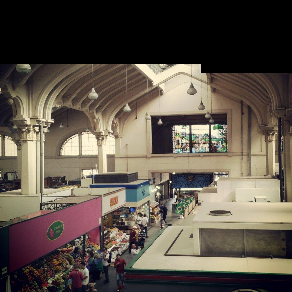 Mercado Municipal de #Saopaulo #Brasil #Travel
