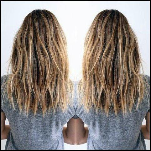 10 Unordentliche Mittlere Frisuren Fur Dickes Haar Popular Frisuren Friseur Haare Hair Styles Thick Hair Styles Haircut For Thick Hair