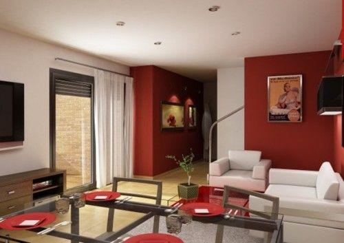 Fotos de sala y comedor juntos para el hogar living for Sala de pintura y comedor