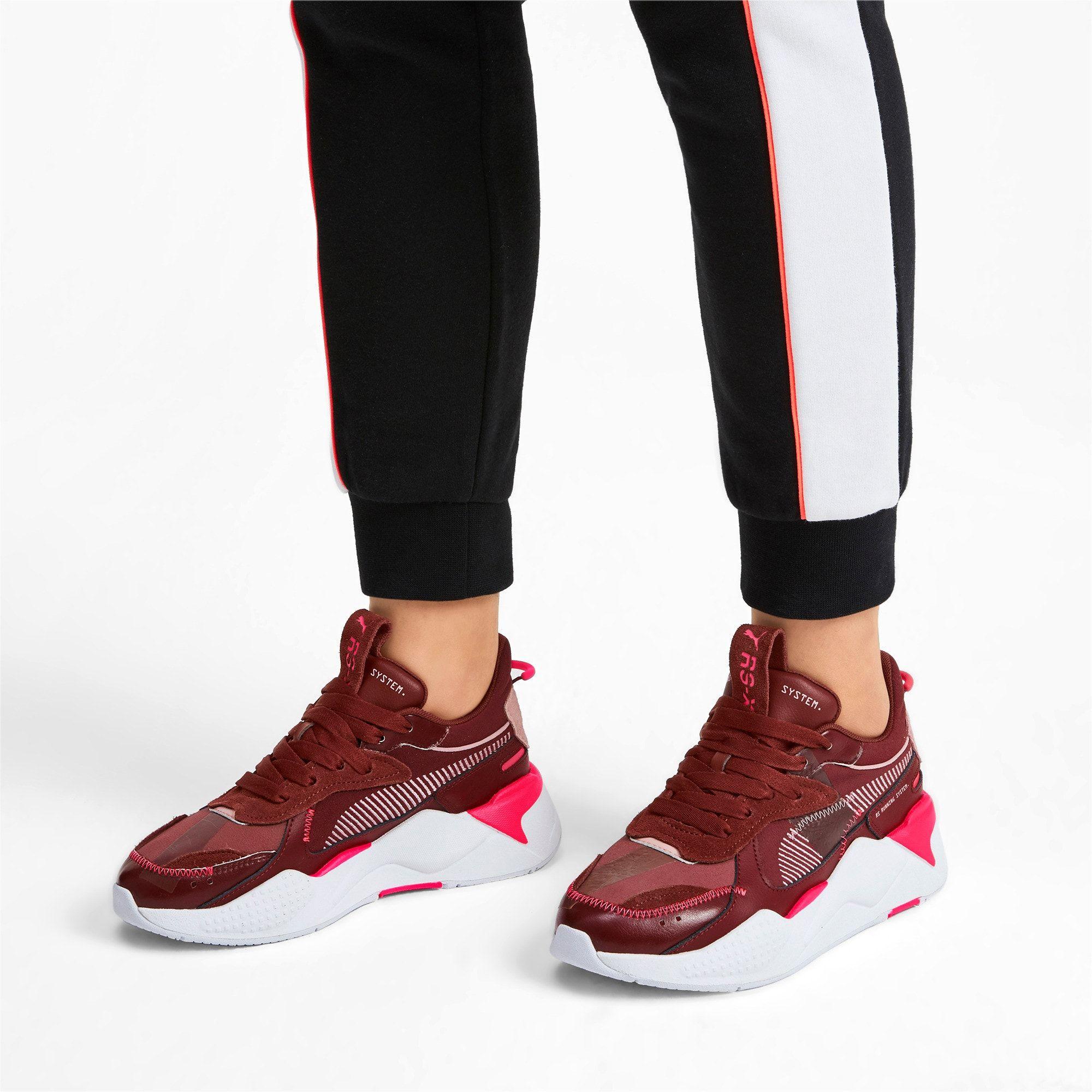 basket femme puma running
