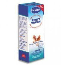Flexitol Foot Wash Cleanse 3 Oz85ml from Flexitol at the Crack Heel - £1.00 - http://crackheel.com/flexitol-foot-wash-cleanse-3-oz85ml/