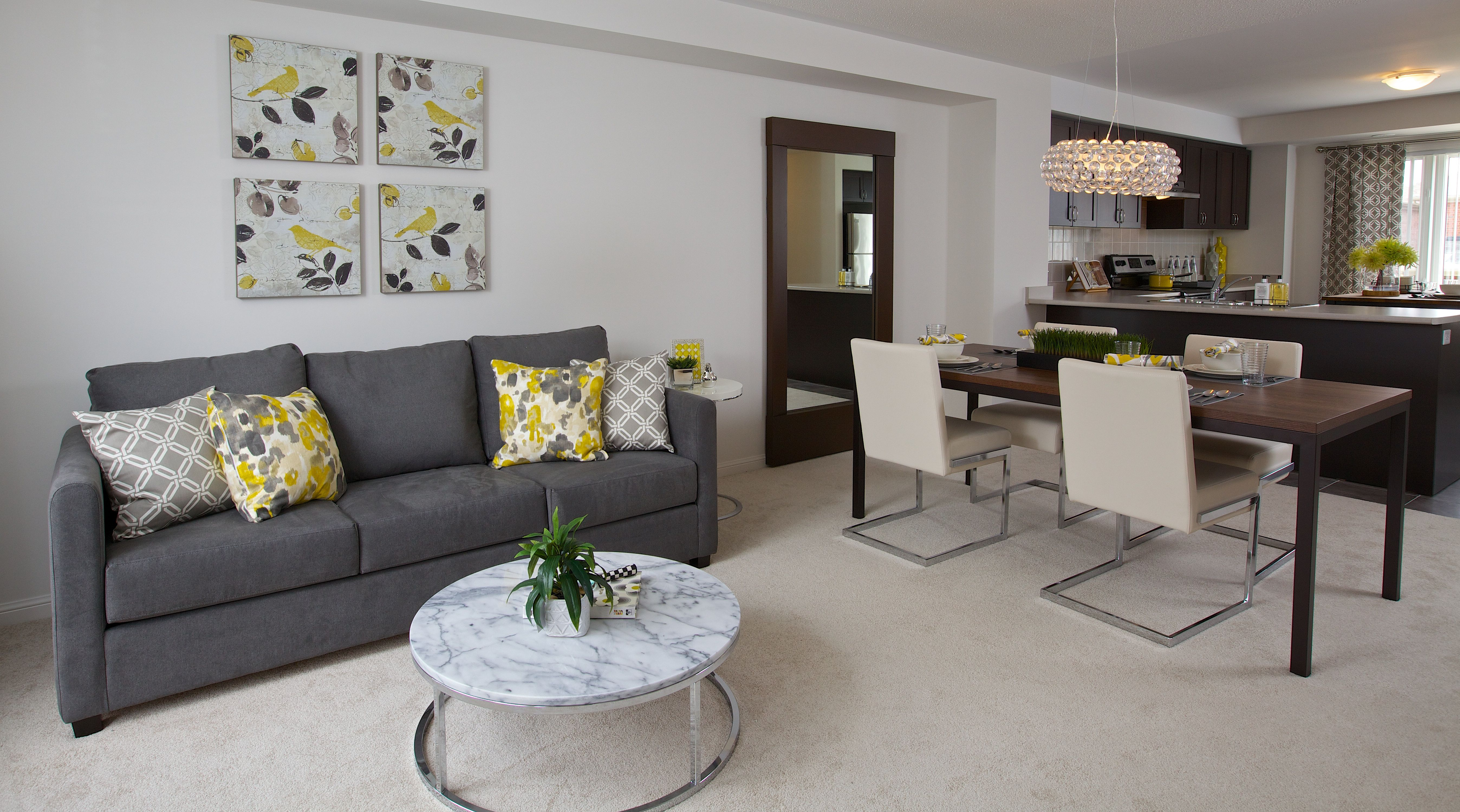 Model Home Living Room Model Home At Daniels Firsthome™ Aurora Livingroom Den Couch