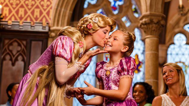 Cinderella's Royal Table Character Dining Walt Disney World
